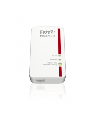 FRITZ!Powerline 1240E WLAN Set (2 stuks)