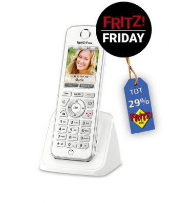 FRITZ!Fon C4 DECT handset