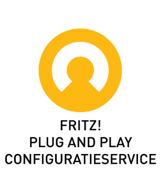 FRITZ Plug & Play service