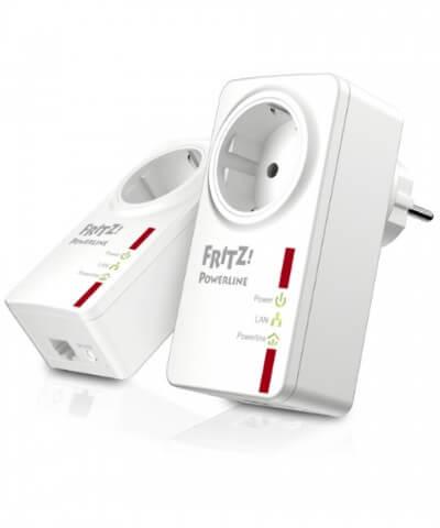 FRITZ!Powerline 530E Set