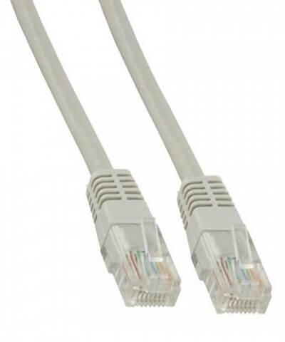UTP-kabel - 15 meter CAT5e straight